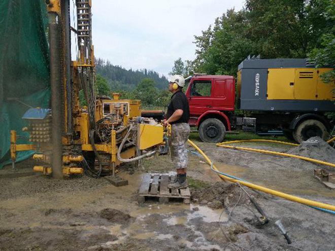 usługi hydrogeologiczne